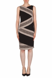 Joseph Ribkoff Ribbon-Like Wraparound Dress - Product Mini Image