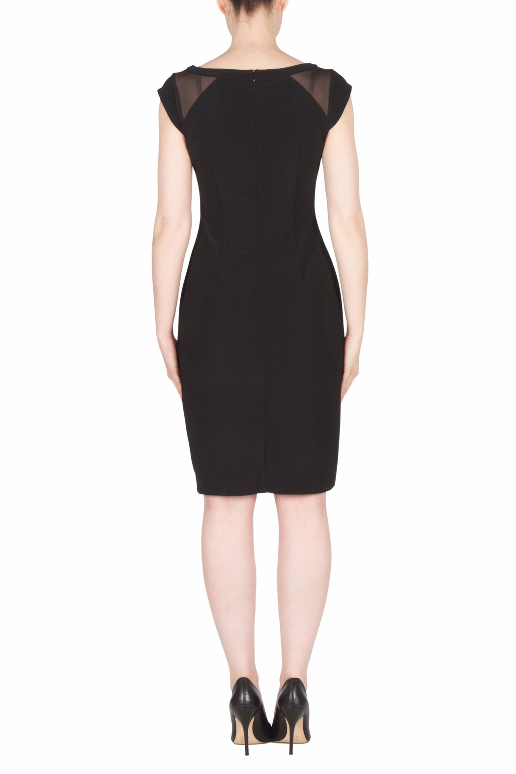 Joseph Ribkoff Samantha Dress - Side Cropped Image