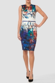 Joseph Ribkoff Scuba Dress - Product Mini Image