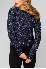 Joseph Ribkoff Sequin Sweater - Product Mini Image