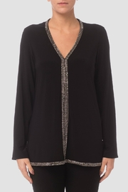 Joseph Ribkoff Sequins Top - Product Mini Image