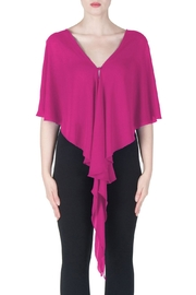 Joseph Ribkoff Sheer Cover Up - Front cropped