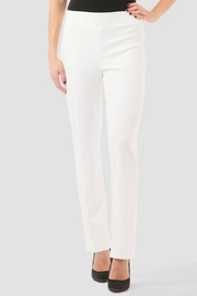 Joseph Ribkoff Ivory Pull-On Pant - Product Mini Image