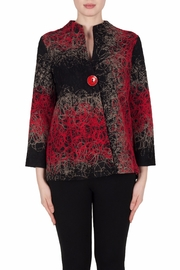 Joseph Ribkoff Single Button Jacket - Product Mini Image