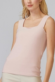 Joseph Ribkoff Square Neck Lined Tank - Product Mini Image