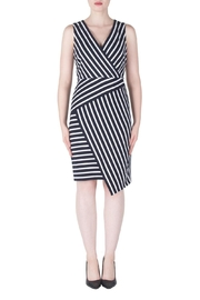 Joseph Ribkoff Stripe Dress - Product Mini Image