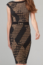 Joseph Ribkoff Stunning Print Dress - Product Mini Image