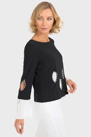 Joseph Ribkoff Two Layer Top - Product Mini Image