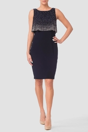 Joseph Ribkoff Two Teir Dress - Product Mini Image