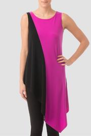 Joseph Ribkoff Two Tone Tunic - Product Mini Image
