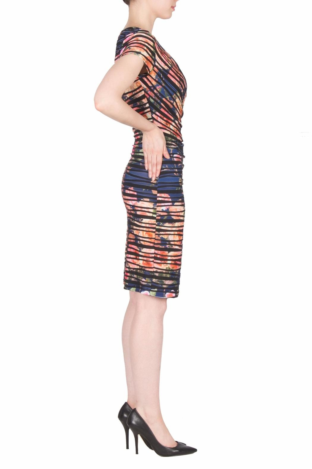 Joseph Ribkoff Vanessa Dress - Side Cropped Image