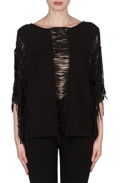 Shoptiques Product: Black Knit Top