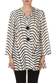 Joseph Ribkoff Zebra Jacket - Product Mini Image