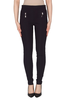 Shoptiques Product: Zipper Pleated Pant