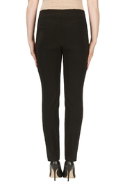 Joseph Ribkoff Zipper Pleated Pant - Side cropped