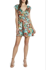 Willow & Clay Josephine Floral Mini - Front cropped