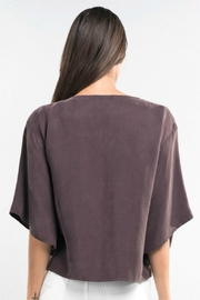 Lovestitch  Josie Blouse - Back cropped