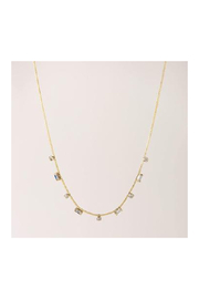 Lover's Tempo JOSIE CRYSTAL NECKLACE - Product Mini Image