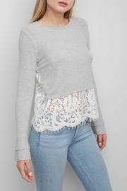 Generation Love  Josie Lace Top - Product Mini Image