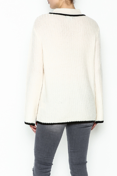 Josie Mock Neck Sweater - Alternate List Image