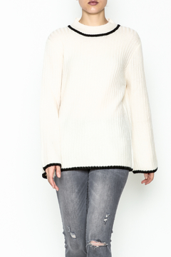 Josie Mock Neck Sweater - Product List Image