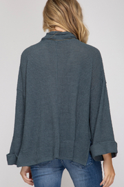 She + Sky Josie Sweater - Front full body