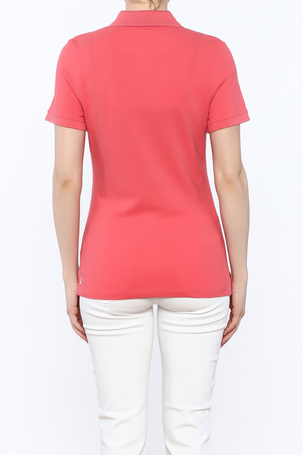 Joules Amity Polo Shirt - Back Cropped Image