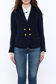 Shoptiques Product: Double-Breasted Blazer - Side cropped