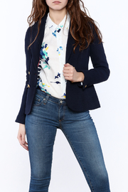 Joules Double-Breasted Blazer - Product Mini Image