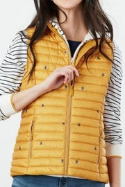 Joules Bee Slim Vest - Back cropped