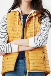 Joules Bee Slim Vest - Front cropped