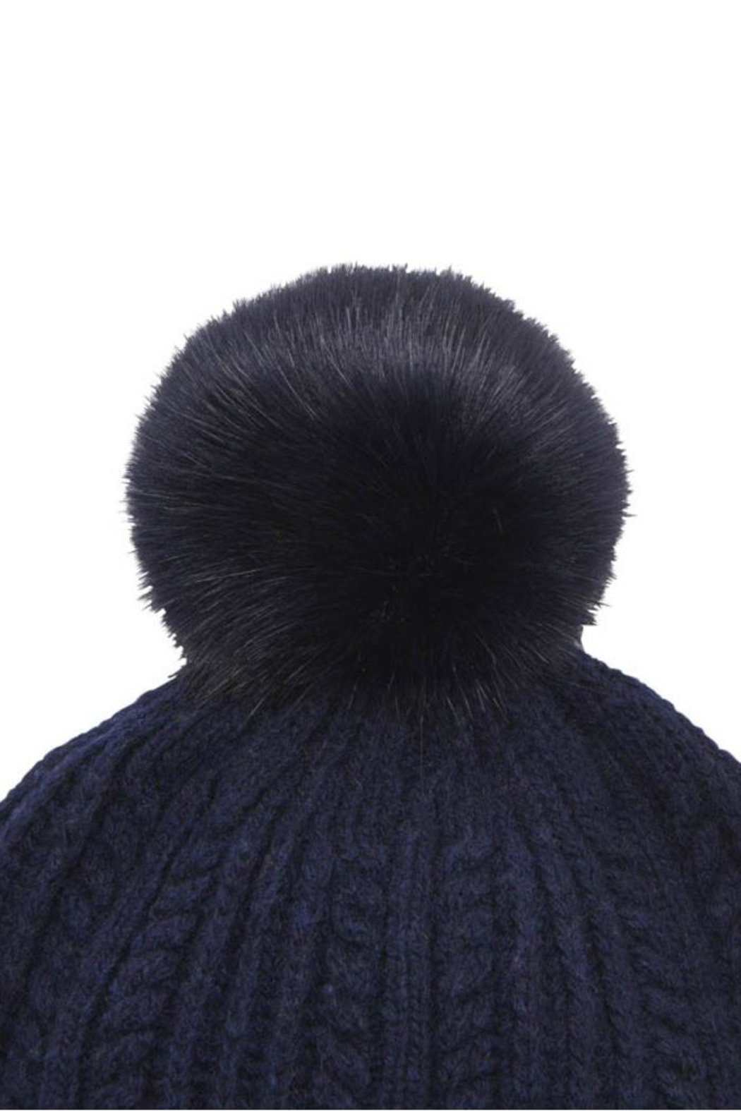 Joules Bobble Knitted Hat - Front Full Image