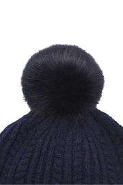 Joules Bobble Knitted Hat - Front full body