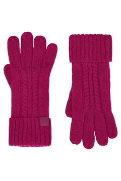 Joules Cableknit Long Gloves - Product List Image