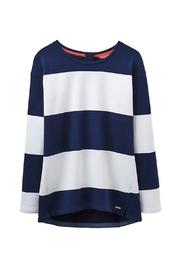 Joules Clemence Striped Sweatshirt - Product Mini Image