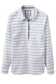 Joules Clovelly Striped Top - Product Mini Image