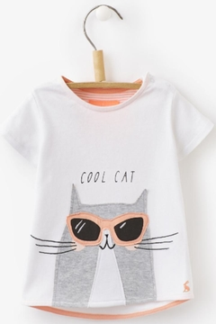 Shoptiques Product: Cool Cat Tee