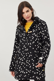 Joules Daisy Print Raincoat - Side cropped
