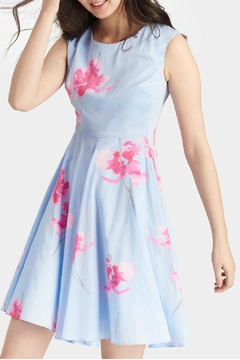 Shoptiques Product: Fit and Flare Dress