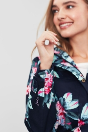 Joules Floral Print Jacket - Other