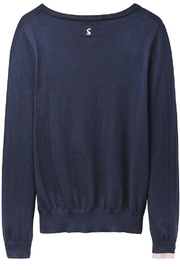 Joules Fox Intarsia Sweater - Side cropped