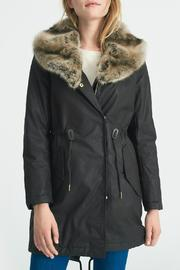 Joules Fur Collar Parka - Product Mini Image