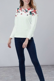 Joules Harbour Print Top - Product Mini Image