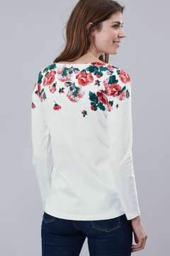 Joules Harbour Print Top - Alternate List Image