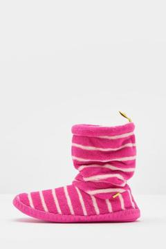 Shoptiques Product: Homestead Fluffy Slippers