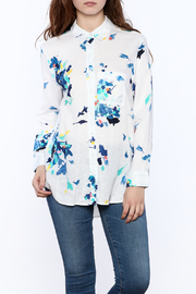Shoptiques Product: Long Sleeve Button-Down Shirt - Front cropped