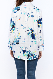Shoptiques Product: Long Sleeve Button-Down Shirt - Back cropped