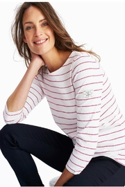 Joules Jersey Spot Top - Product Mini Image