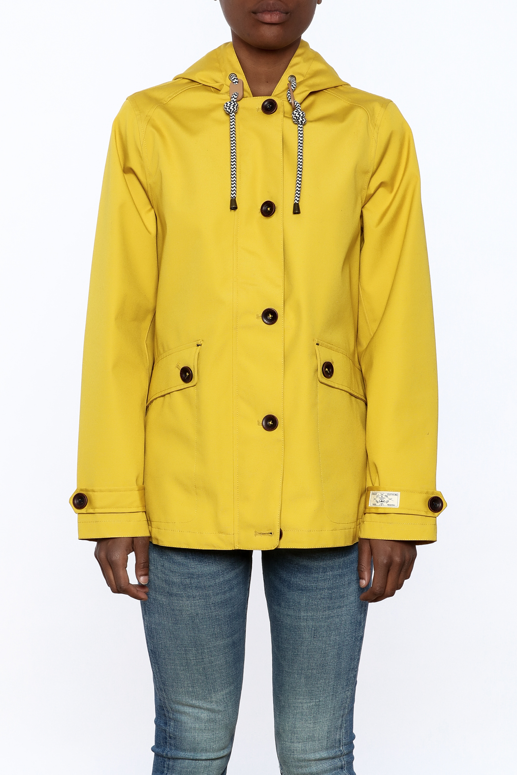 Joules Rain Coat - Side Cropped Image