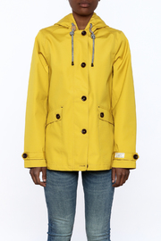 Joules Rain Coat - Side cropped